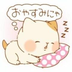 冬月 ゆきな  うとうと…(=゜ω゜)ノ