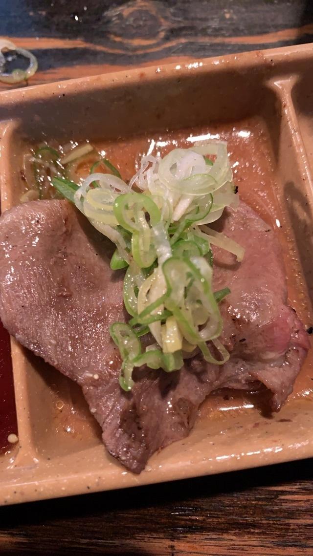 美川 ひとみ  牛タン(^ ^)
